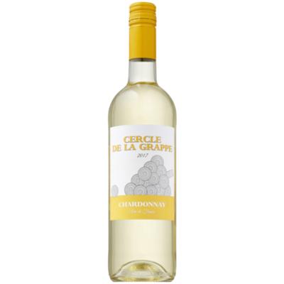 Cercle de La Grappe Chardonnay Vin de Pays d''Oc