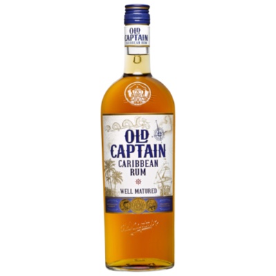 Old Captain Rum Bruin