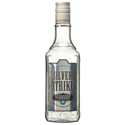Silver Strike Cinnamon schnapps liqueur