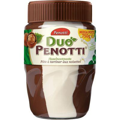 Duo Penotti Hazelnootpasta