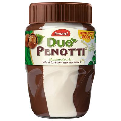Penotti Duo penotti hazelnootpasta mega potti