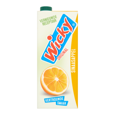 Wicky Original Sinaasappel