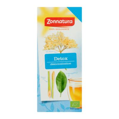 Zonnatura Detox 20 Zakjes