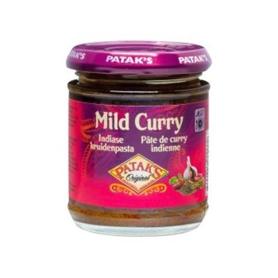 Pataks Kruidenpasta milde curry