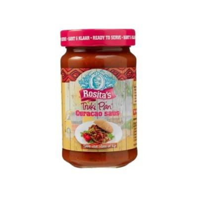 Rosita's Curacao salsa