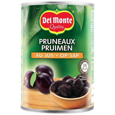 Del Monte Pruimen op sap
