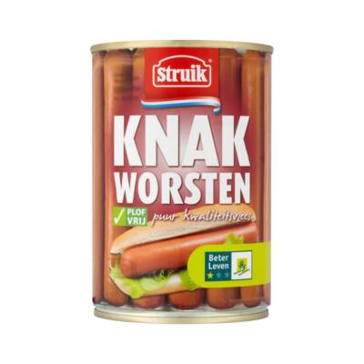 Struik Knakworsten