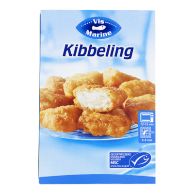Vis Marine Kibbeling