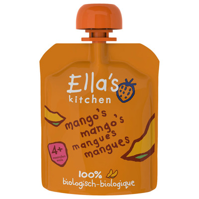 Ella's Kitchen Mango's 4+ mnd