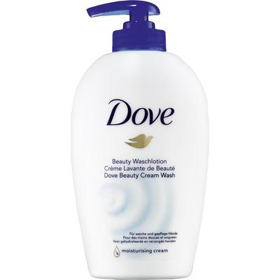 Dove Zeep pomp cream wash