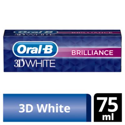 Oral-B Tandpasta 3DWhite Brilliance