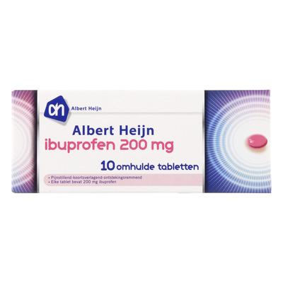 Huismerk Ibuprofen 200 mg