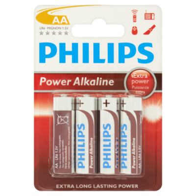 Philips Batterij Powerlife AA
