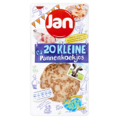 Jan Kleine pannenkoekjes naturel