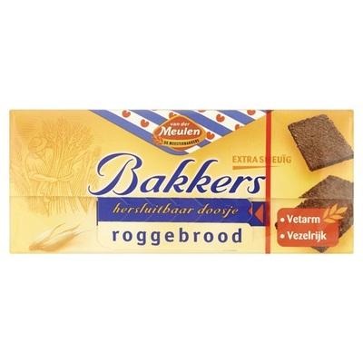 Van der Meulen Roggebrood Fries