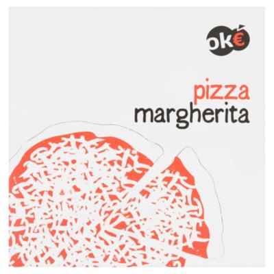 Budget Huismerk Pizza margherita