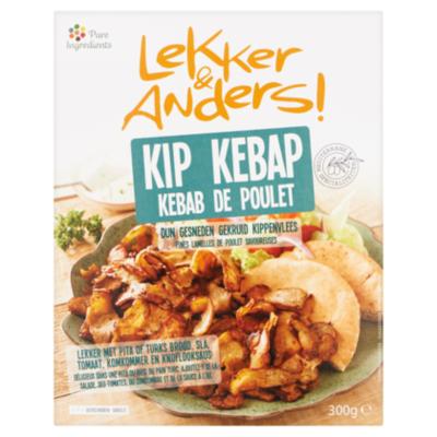 Lekker & Anders Doner kebap