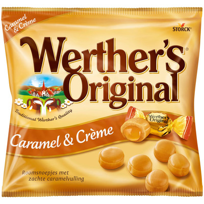 Werther's Original Caramel en crème