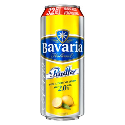 Bavaria 2.0 Radler Lemon Blik
