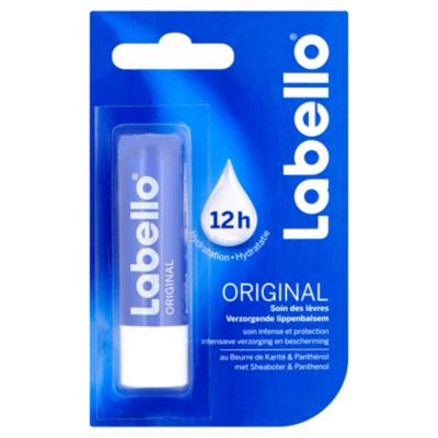 Labello Verzorgende lippenbalsem original