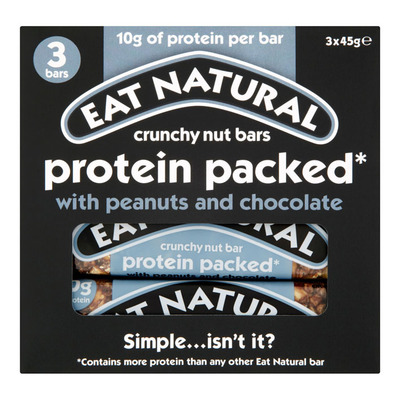 Eat Natural Protein packed repen glutenvrij