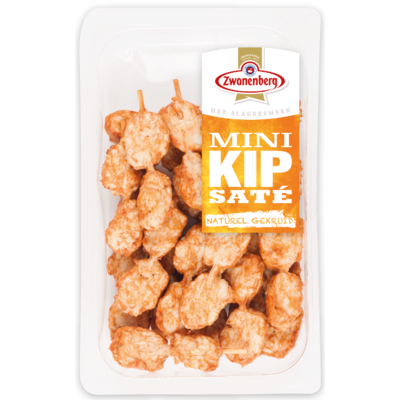 Zwanenberg Mini kipsate kant & klaar