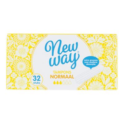 New Way Tampons normaal