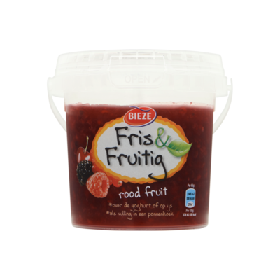 Bieze Fris & Fruitig Rood Fruit