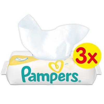 Pampers New baby sensitive babydoekjes voordeel