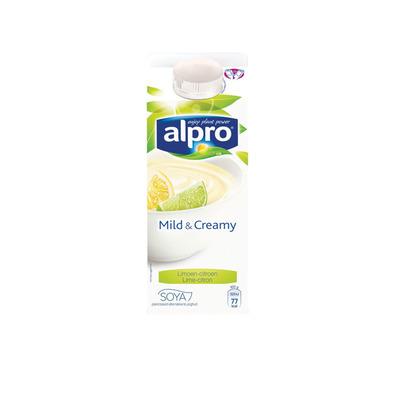Alpro Mild & creamy limoen-citroen
