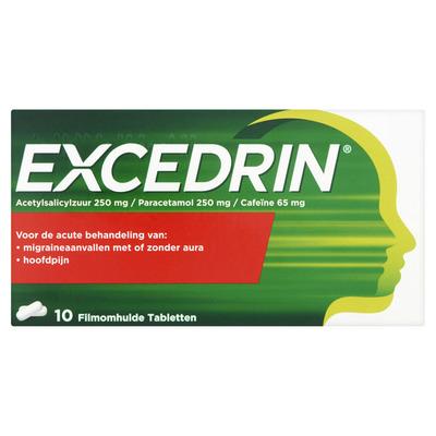Excedrin Hoofdpijn tabletten