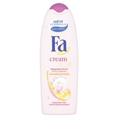Fa Cream & Oil Douche Silk Magnolia