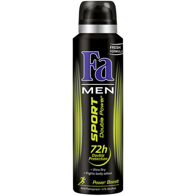 Fa Deospray for men sport double power 72hr