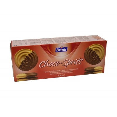 Continental Bakeries Chocosprits