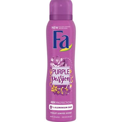 Fa Deospray purple passion
