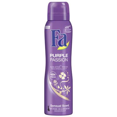 Fa Deospray purple passion
