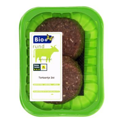 Bio+ Tartaar 2 stuks