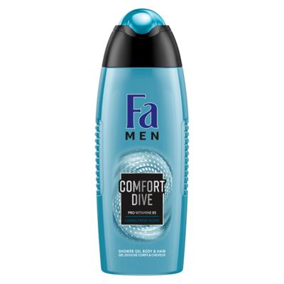Fa Men Comfort Dive Douchegel & Shampoo