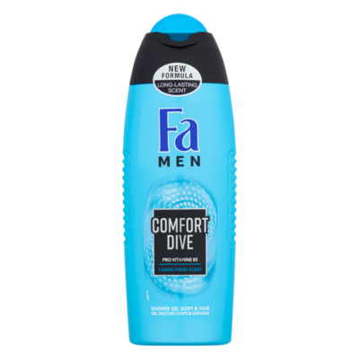Fa Men Comfort Dive Douchegel & Shampoo