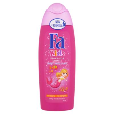 Fa Kids douche & shampoo mermaid