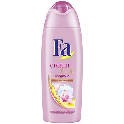 Fa Shower gel cream & oil silk magnolia