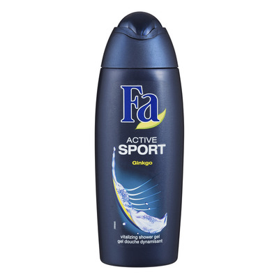 Fa Active sport showergel gingko