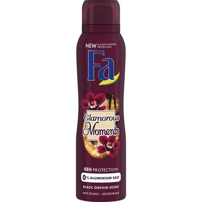 Fa Women deo glamorous moments