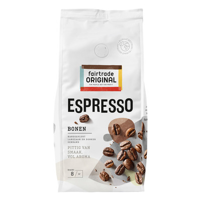 Fairtrade Original Espressobonen