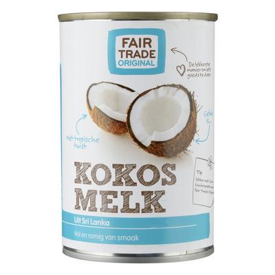 Fair Trade Original Kokosmelk