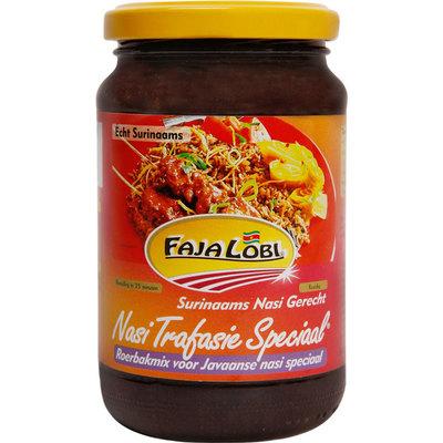 Faja Lobi Nasi trafasie speciaal