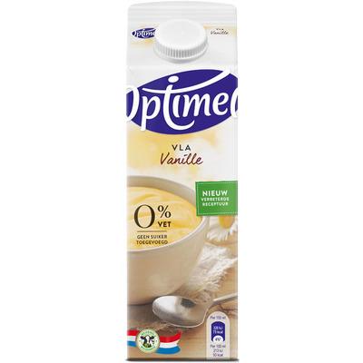 Optimel Magere vla vanille