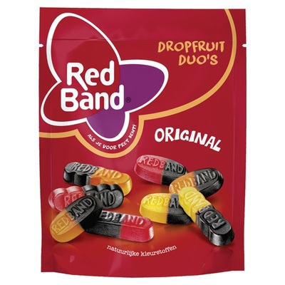Red Band drop fruit duo's
