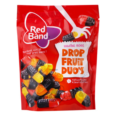 Red Band Dropfruit duo's