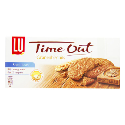 Time Out Granenbiscuits speculaas